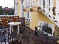 Doppelzimmer mit Terrasse, Quelle: (c) Kurhotel Sevilla