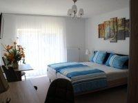 Doppelzimmer mit Terrasse, Quelle: (c) Wirtshaus Zum Wilddieb
