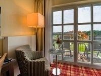 Doppelzimmer zur Einzelnutzung, Quelle: (c) Balmer See Hotel · Golf · Spa