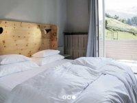 Doppelzimmer Panorama S, Quelle: (c) Hotel Miramonte, Alpen-Designhotel