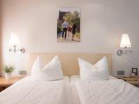 Doppelzimmer Plus, Quelle: (c) Landidyll Hotel Weidenbrück