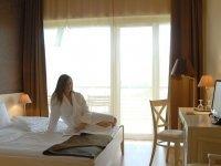 Doppelzimmer Plus mit Balkon, Quelle: (c) Szépia Bio & Art Hotel****