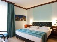 Doppelzimmer Premium, Quelle: (c) Leine Hotel