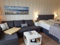 Doppelzimmer Premium, Quelle: (c) AKZENT Hotel Strandhalle