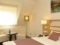 Doppelzimmer Rheinsicht, Quelle: (c) Ringhotel Goldener Knopf