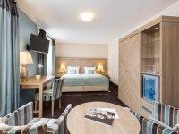 Doppelzimmer Romantik Modern, Quelle: (c) Romantik-Hotel Zum Stern