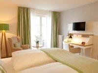 Doppelzimmer Romantik, Quelle: (c) FUCHSBAU | Romantik Hotel • Restaurant • SPA