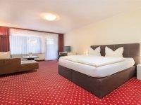 Doppelzimmer Rothaarsteig, Quelle: (c) Hotel Hochland