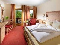 Doppelzimmer Salzkristall, Quelle: (c) Hotel Gasthof Hindenburglinde