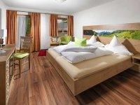 Doppelzimmer Schärtenspitz, Quelle: (c) Hotel Gasthof Hindenburglinde