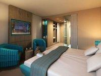 Doppelzimmer Blue View, Quelle: (c) Hotel Bornmühle GmbH & Co.KG