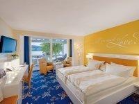 Doppelzimmer Seeseite, Quelle: (c) Hotel Hoeri am Bodensee