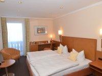Doppelzimmer Seeseite, Quelle: (c) Seehotel Restaurant Grauer Bär