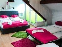 "Doppelzimmer ""Siebengebirgsblick"", Quelle: (c) AKZENT Hotel Am Hohenzollernplatz Bonn"