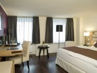 Doppelzimmer Stadtsicht, Quelle: (c) Ringhotel Goldener Knopf