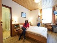 Doppelzimmer Standard, Quelle: (c) AKZENT Hotel Goldner Stern