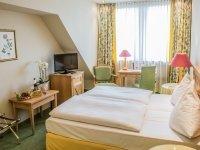 Doppelzimmer Standard, Quelle: (c) Central-Hotel Kaiserhof