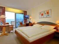 Doppelzimmer Standard mit Talblick, Quelle: (c) Landhotel Betz