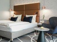 Doppelzimmer Standard Plus, Quelle: (c)  Hotel am Vitalpark