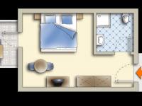 Doppelzimmer Steiger, Quelle: (c) Sonnenhotel Hoher Hahn