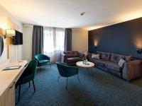 Doppelzimmer Suite, Quelle: (c) Stadthotel Borken