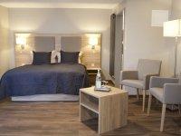 Doppelzimmer Superior, Quelle: (c) Hotel Schluister Park