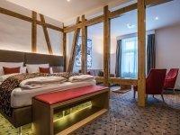 Doppelzimmer Superior , Quelle: (c) AKZENT Hotel Villa Saxer