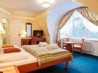 Doppelzimmer Superior, Quelle: (c) Villa Savoy Spa & Wellness