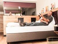 Doppelzimmer Superior, Quelle: (c) Anthonys Life & Style Hotel