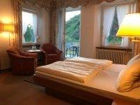 Doppelzimmer Superior Balkon, Quelle: (c) Weinhotel Cochem 'Zur schönen Aussicht'