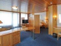 Doppelzimmer Superior mit Rheinblick, Quelle: (c) Hotel Stadt Breisach