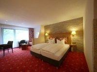 """Doppelzimmer """"Superior"""" Südseite, Quelle: (c) Flair Hotel Sonnenhof ****"""