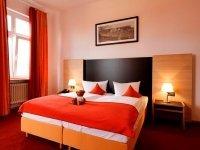 Doppelzimmer Talblick, Quelle: (c) Hotel FRANZISKUSHÖHE