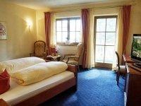 Doppelzimmer Typ 2 , Quelle: (c) Hotel Parkschlössl zu Thyrnau