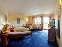 Doppelzimmer Typ 3, Quelle: (c) Hotel Parkschlössl zu Thyrnau