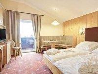 Doppelzimmer Typ 3 Dreisessel (Stammhaus), Quelle: (c) Hotel Hochriegel