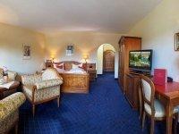 Doppelzimmer Typ 4, Quelle: (c) Hotel Parkschlössl zu Thyrnau