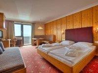 Doppelzimmer Typ 7 Arber (Stammhaus), Quelle: (c) Hotel Hochriegel
