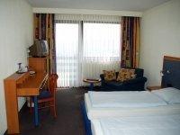 Doppelzimmer Waldblick, Quelle: (c) Wohlfühlhotel DER JÄGERHOF