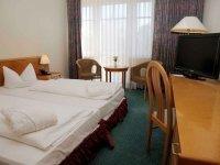 Doppelzimmer Waldseite, Quelle: (c) The Royal Inn Park Hotel Fasanerie