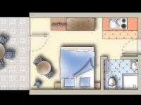 Doppelzimmer Wiesn Zimmer, Quelle: (c) Sonnenhotel Fürstenbauer