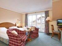 Doppelzimmer zur Einzelnutzung, Quelle: (c) Hotel Haus Hammersbach