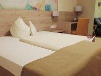 Doppelzimmer zur Einzelnutzung, Quelle: (c) AKZENT Hotel Landgasthof Murrer