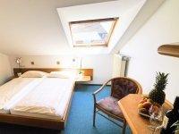 Standard-Doppelzimmer zur Einzelnutzung, Quelle: (c) Landgasthof Blume