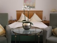 Doppelzimmer zur Einzelnutzung, Quelle: (c) Villa Thea Kurhotel am Rosengarten