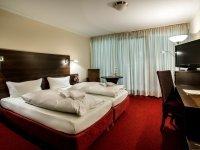 Doppelzimmer zur Einzelnutzung, Quelle: (c) Parkhotel Meppen
