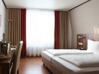 Doppelzimmer zur Einzelnutzung, Quelle: (c) Hotel Ebertor