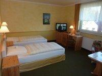 Doppelzimmer zur Einzelnutzung, Quelle: (c) AKZENT Hotel Zur Wasserburg