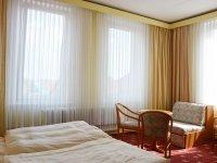 Dreibettzimmer, Quelle: (c) Hotel Meyn