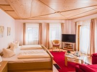 Dreibettzimmer, Quelle: (c) Landhotel Zum Franke